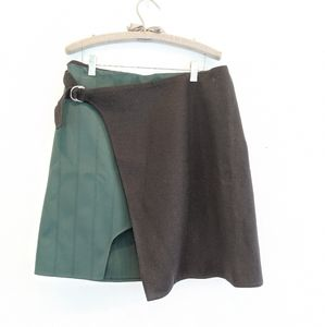 Phillip Lim faux wrap skirt size 10 BNWT